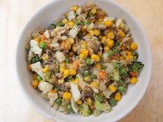 Compassionate Cooking: Vegetable Quinoa Vegetable Quinoa, Vegan Recipes Easy, Vegetables, Cooking, Food, Easy Vegan Recipes, Kitchen, Essen, Vegetable Recipes
