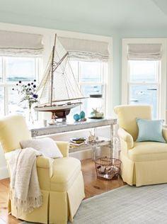 coastal cottage..