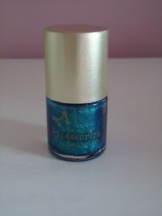 Brand: #Accessorize Colour: Metallic #Turquoise This #nail varnish is one of my favourites from the collection. The #colour gives an outfit more of a quirky edge but with the metallic shine it still provides a feminine touch.