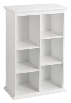 Darby Home Co Tillson White Display Shelf Cube Unit Bookcase Bookcase Shelves, Display Shelves, Storage Shelves, Shelf, Bookcases, Shelving Units, Studio Furniture, Furniture Plans, Cube Unit