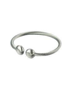Nicki Titanium Bangle Bangles, Bracelets, Headphones, Headpieces, Ear Phones, Bracelet, Cuff Bracelets, Bangle, Arm Bracelets