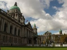 City Hall of Belfast - Nothern Ireland
