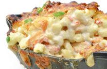 Crawfish Mac and Cheese | Louisiana Kitchen & Culture