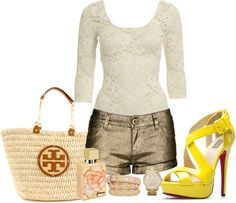 """""""Lace Top"""" by mynameiseunice on Polyvore"""