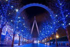 Λονδίνο, Αγγλία Ferris Wheel