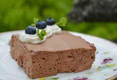 Troll a konyhámban: Csokoládés fagyiszelet - paleo