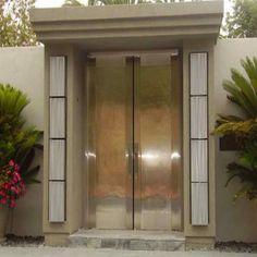 Elegant Double Front Doors exterior door | my house | pinterest | front doors, doors and modern