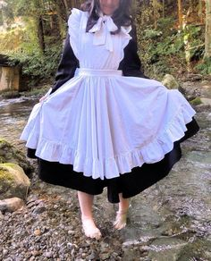 Maid Outfit, Maid Dress, Victorian Maid, Rose Hall, Maid Cosplay, Maid Uniform, Cafe Style, Summer Aesthetic, New Outfits