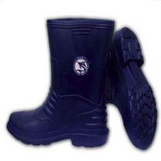 Folsom Of Florida Marlin Deck Boots - Navy (Blue) - Size 13