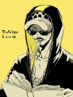 Trafalgar Law #one piece
