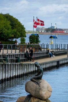 Sirenetta di Andersen, Copenaghen