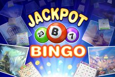 """Fans will be shouting """"BINGO!"""" anytime, anywhere in this exciting casino title Casino Sites, Online Casino, Jackpot Bingo, Mind Blowing Games, Bingo Online, Bingo Bonus, Bingo Night, Bingo Sites, Lottery Games"""