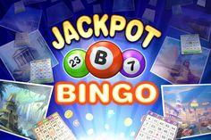 O jackpot de bingo jogando #bingoonline e ganhar muito dinheiro.