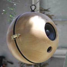 DIY Outdoor Speakers