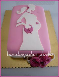 baby+shower cake