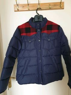 Veste Adidas Originals rouge et noir à carreau taille L Vinted