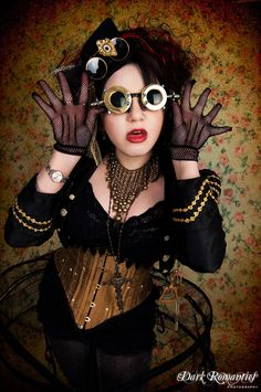 I shut my eyes in order to see  Photo by Dark Romantics, Wardrobe by Mort Couture, Accessories by Sydeian Creations