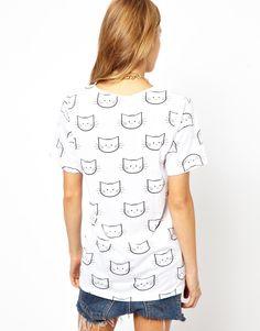 ASOS cat shirt, $68.