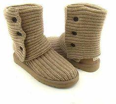 Argyle Knit Ugg laarzen 5879 charcoal (by Nacy Jian) http://lookbook.nu/look/4164378-Argyle-Knit-Ugg-laarzen-5879-charcoal