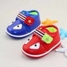 16-21 - Kaliteli Malzemelerden Üretim Unisex Kışlık Bebek Ayakkabıları - 571612 - 23