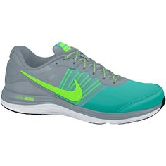 Nike Dual Fusion X Womens Running Shoes ( 75) ❤ liked on Polyvore featuring  shoes 18e61225e4