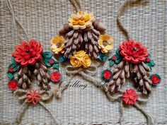 Quilling by Ada: Coronite