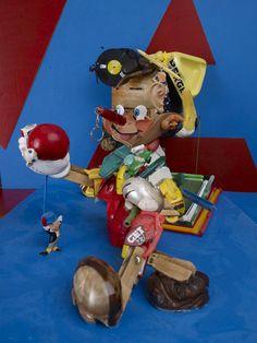 Pinocchio | Bernard Pras