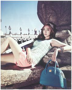 OMONA THEY DIDNT! Endless charms, endless possibilities ♥ - GORGEOUS JESSICA JUNG FOR VOGUE GIRL KOREAS JUNE ISSUE