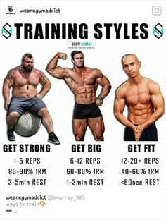 Training styles