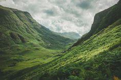 Kinlochleven, Scotland by Greatbigwhale