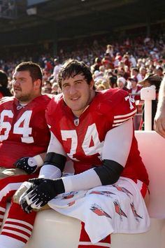 Joe Staley - 49ers