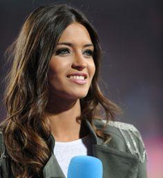 Sara Carbonero pone rumbo a Lisboa y confirma su vuelta al trabajo de cara al Mundial de Brasil #sociedad