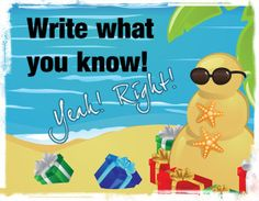Should you only write what you know?