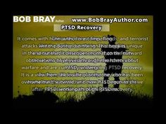 Having himself experienced the horrors of PTSD and surviving it and thriving after that, Bob bray's PTSD Road to Recovery: Once Soldier's Story is a useful r. Ptsd Recovery, Things To Come, How To Get, Books, Youtube, Libros, Book, Book Illustrations, Youtubers