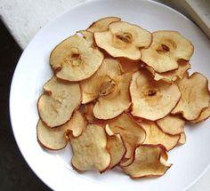 Quem já não provou cereais muesly que continha uma deliciosa maçã seca? Pois bem, é possível fazê-la em casa e juntar aos seus...