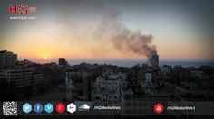Sunset on New ..  In Sunset Strip mixed feelings with feelings of sadness and pain because of the heavy shelling ..  #ICC4Israel #gaza #GazaUnderAttack #AJAGAZA  #غزة_تقاوم #غزة_تحت_القصف #غزة_إلى_أين #غزة  website : www.hq-m.com