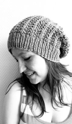 Ravelry: Torilto's Test knit - Hubby Hat   -   free knitting pattern