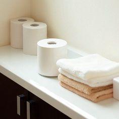 toilet-paper-like deodorizer, by MUJI 無印良品 トイレットペーパー型消臭器