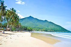 Sabang Beach. Puerto Princesa, Palawan Philippines