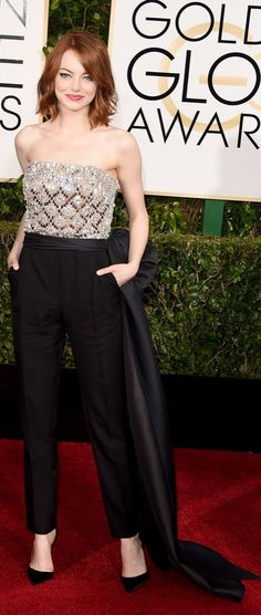 4c93d2b474e 24 Stars Who Proved Pants Have a Place on the Red Carpet Too
