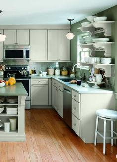 Your dream kitchen from #MarthaStewartLiving starts here.