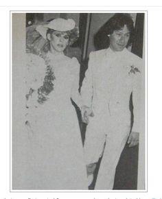 Alex Van Halen & Valerie Kendall: June 11, 1983 (divorced in 1984)