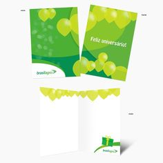 Birthday Card For An Agriculture Company Employees