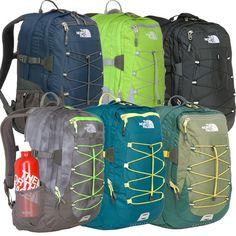 The North Face Borealis táska North Face Borealis, North Face Backpack, The North Face, Trail, Backpacks, Bags, Outdoor, Handbags, Outdoors