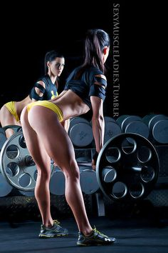 Body Inspiration | #Hamstrings #Deadlift #Motivation