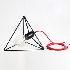 #BigDesign Fuoco Outline Tavolo #Lighting #Table #Lamp #Loreman #Design
