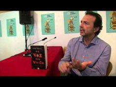 """Entrevista a  Pemón Bouzas y """"La voz del viento"""". """"Es una historia de valores"""". LX Premio Ateneo de Valladolid"""