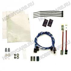 5422-E Электронный LED стоп-сигнал - Красный 3мм, 350 мм -   Используйте для установки двух красных   LED стоп-сигналов с   двумя уровнями интенсивности.