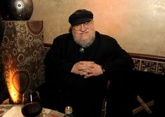 George RR Martin is still hoping Game Of Thrones won't overtake books