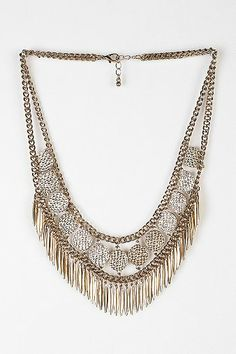 Looking for a trend that never goes out of style? Look no further-Statement Necklaces are always a go-to for any season